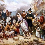 The first thanksgiving was a celebration in 1621