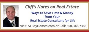 Newsletter August 2018 Cliff Notes on real estate...