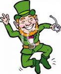 Happy Saint Patrick's Day in Redwood City CA