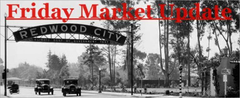 Market Update for Redwood City, CA Real Estate: 3.22.2019