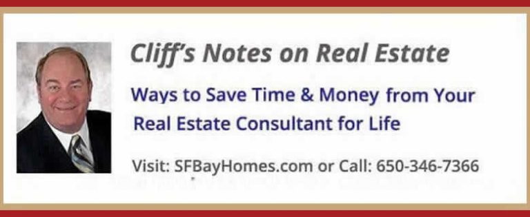 April, 2020 Cliff's Notes on real estate…